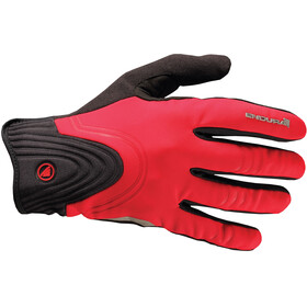 Endura Windchill Gloves red